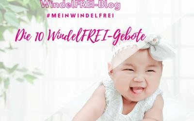 Die 10 Windelfrei-Gebote