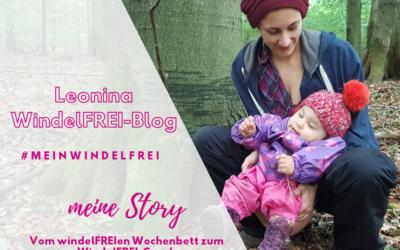 """Meine Story: Vom """"windelFREIen"""" Wochenbett zum WindelFREI-Coach!"""