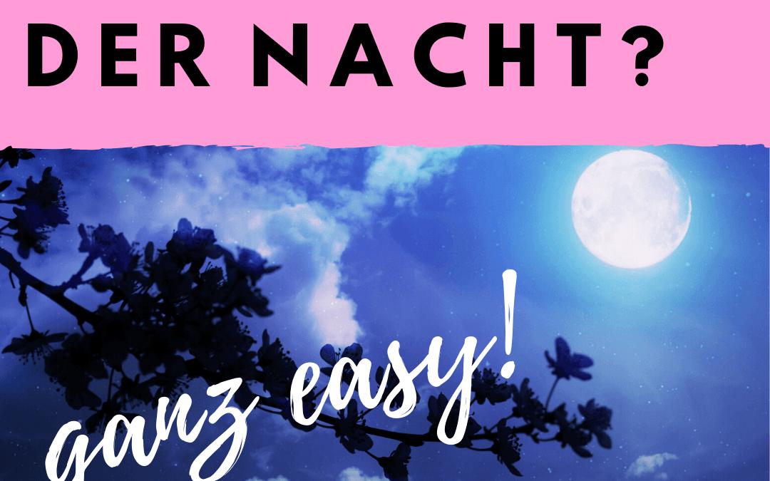 Nachts abhalten – WindelFREI ganz easy!
